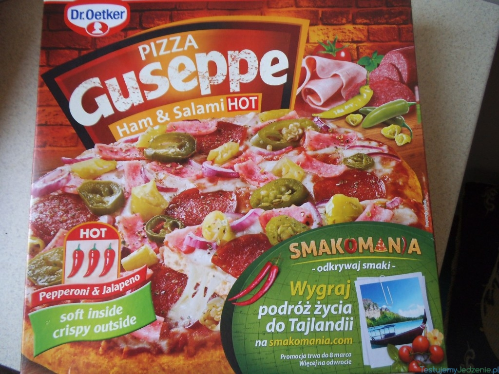 ostra pizza guseppe