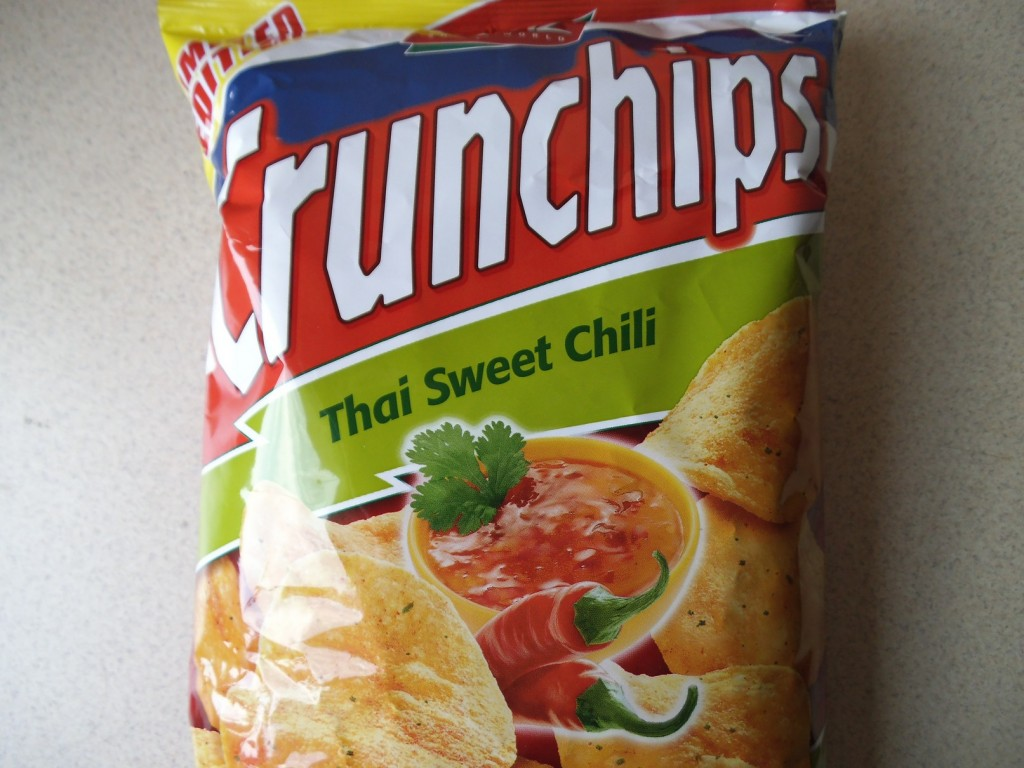 Thai sweet chili crunchips