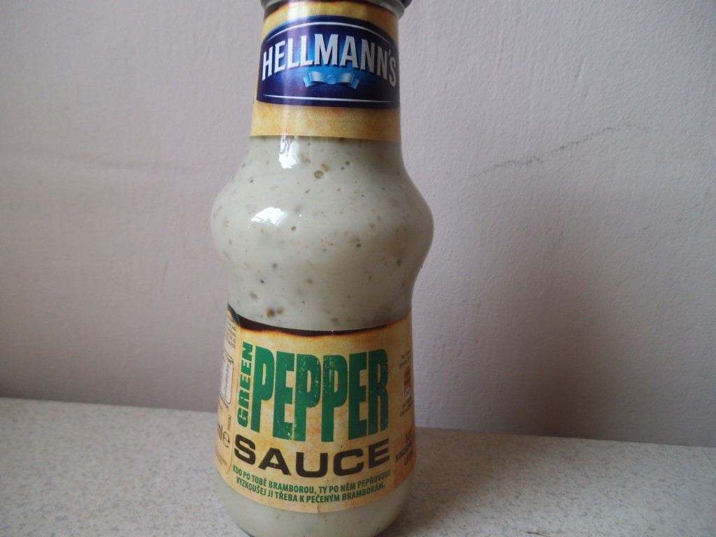 hellman's green pepper sauce