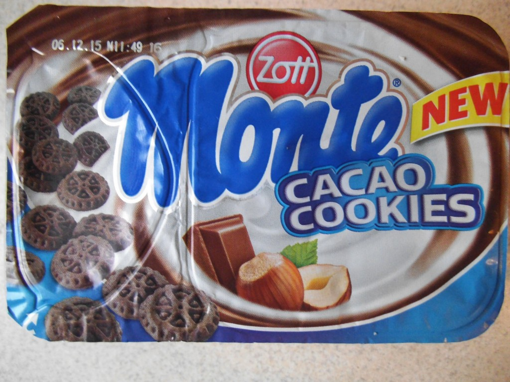 monte cacao cookies opinie