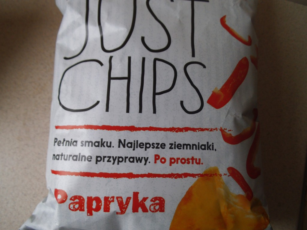 paprykowe just chips
