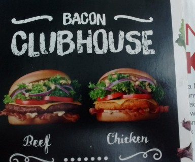 bacon clubhouse opinie