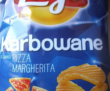 test lay's margherita