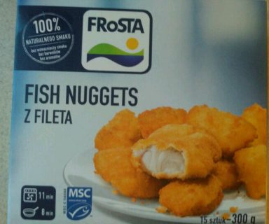 Frosta Fish Nuggets