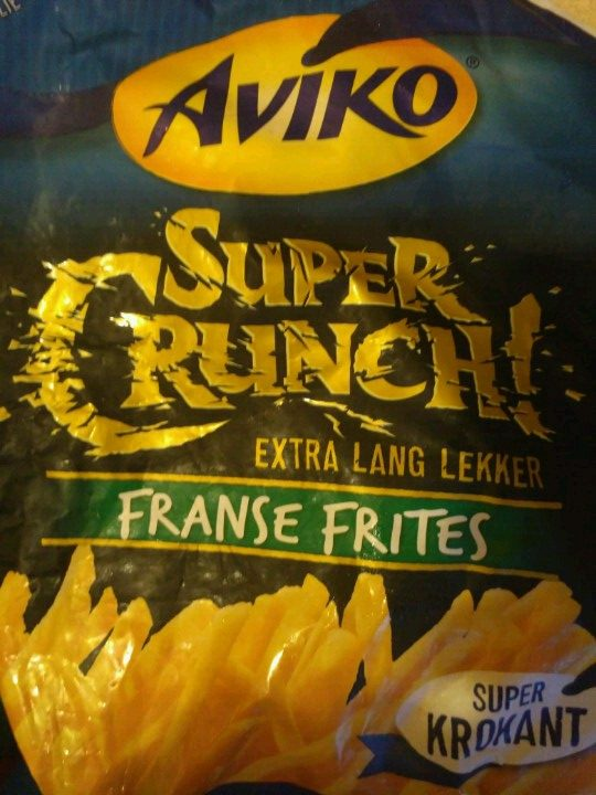 Frytki Aviko Super Crunch test