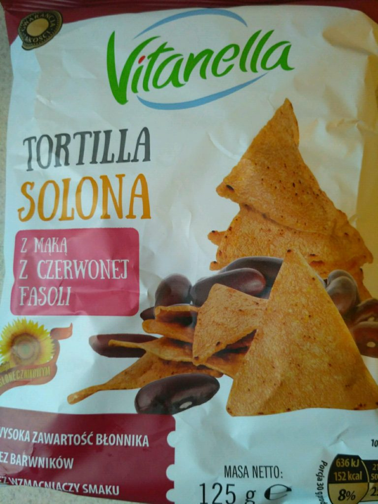 tortilla chips vitanella