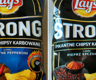 nowe lay's strong