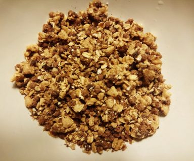 test granola lion