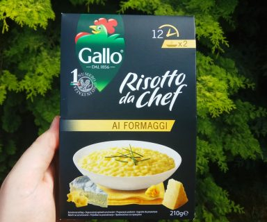test risotto da chef