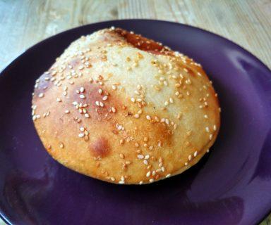 Biedronka hamburger