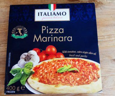 Lidl Pizza Marinara