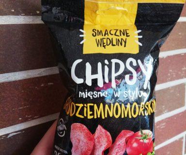 Smaczne Wędliny chipsy mięsne