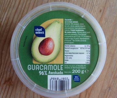 test guacamole z lidla