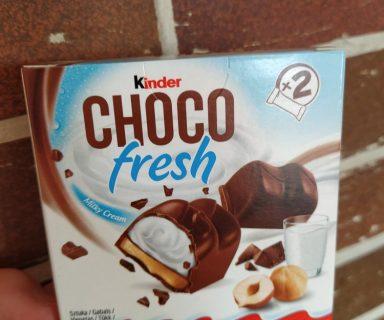 choco fresh kinder